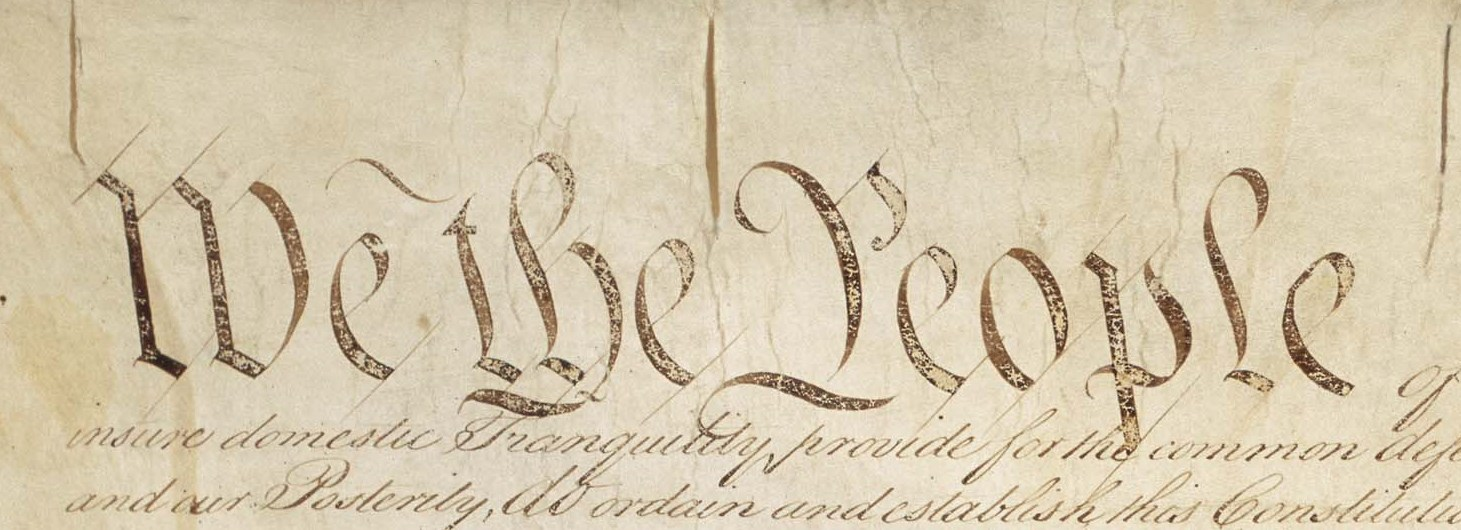 the fleeting american dream we the people our constitution or are